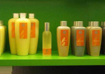 Higiene corporal. Fabricación propia